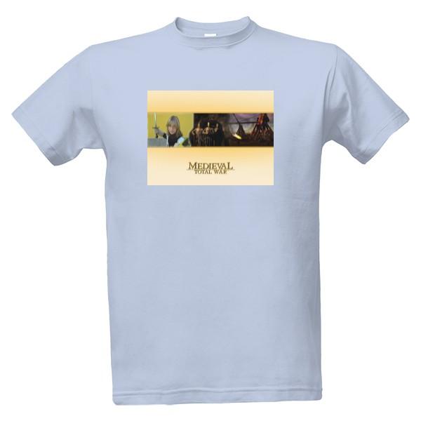 0ea271bca850 Tričko s potiskem Total War blank